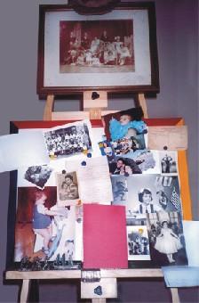 Cartas, Fotografias e Lembranças